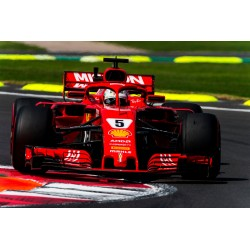Cialda per torta Ferrari