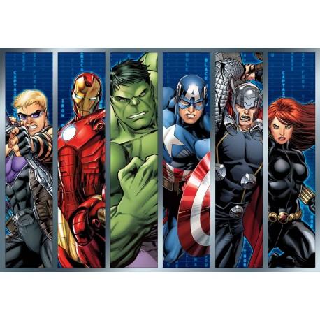 Ostia per torte Avengers