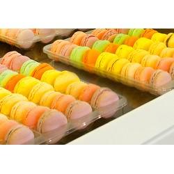 200 pz Macaron flexi - scatole per macaron componibili
