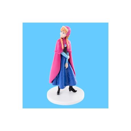 Frozen per torte h 8 cm Elsa plastica