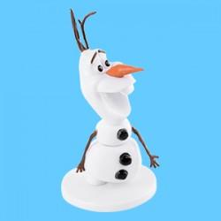 Olaf serie Frozen per torte h 8 cm plastica