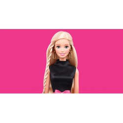 Cialda per torte Barbie rettangolare