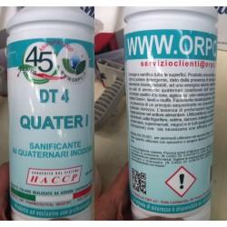 Sanificante quaternari inodore da 1 l professionale