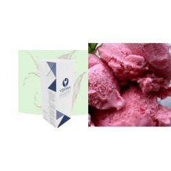 1 L Preparato per gelato Fragola - Apri versa e gusta