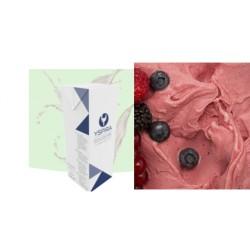 1 L Preparato per gelato Frutti di bosco- Apri versa e gusta