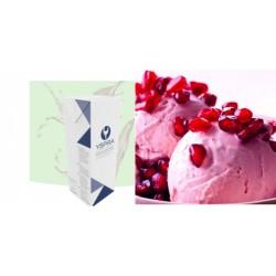 1 L Preparato per gelato liquido Melograno - Apri versa e gusta