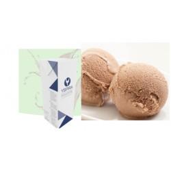 1 L Preparato per gelato Nocciola liquido- Apri versa e gusta