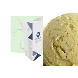 1 L Preparato per gelato liquido Pistacchio- Apri versa e gusta