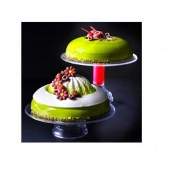 Alzata Nera per torte e dolci