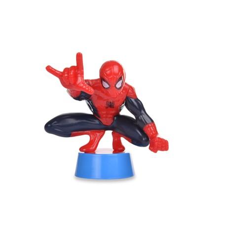 Spiderman in Plastica per torte