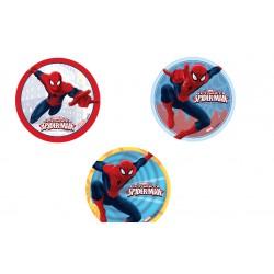 Cialda piccola per Torte Spiderman Rotonda 14.5 cm
