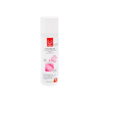 Colorante Spray ROSA METALLICO base alcol 250 ml