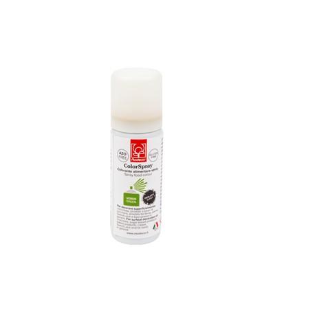 Colorante Spray VERDE SENZA Glutine 50 ml AZO FREE