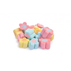 500 gr Marshmallow Fiore colorati mix