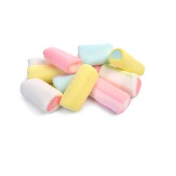 500 gr Marshmallow tubo colorato mix
