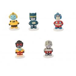 Robot di Zucchero 5 modelli