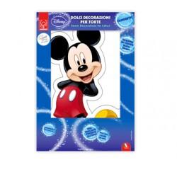 Sagoma Cialda Topolino Mickey mouse