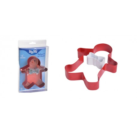 Stampo per biscotti natalizi abete + pacchetto