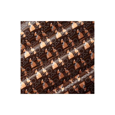 Trasferelli per bordi torte in cioccolato
