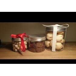 Barattolo trasparente biscotti 750 ml