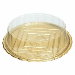 Vassoio con coperchio Rotondo varie misure