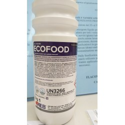 Ecofood sgrassante per superfici 1 kg
