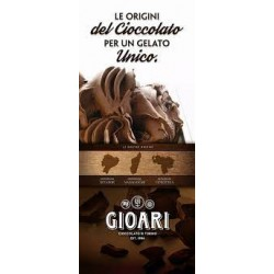 3 kg cioccolato Gioari monorigine Ecuador 74%