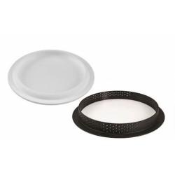 Kit tarte Ring + stampo silicone per crostate