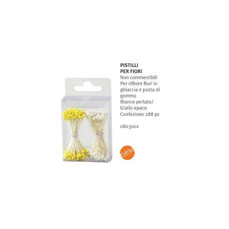 Pistilli Gialli per fiori