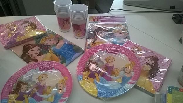Coordinati Principesse Disney festa