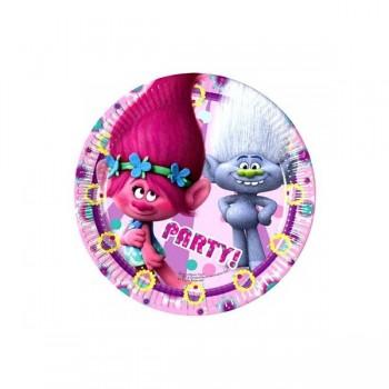 Coordinati per torte troll