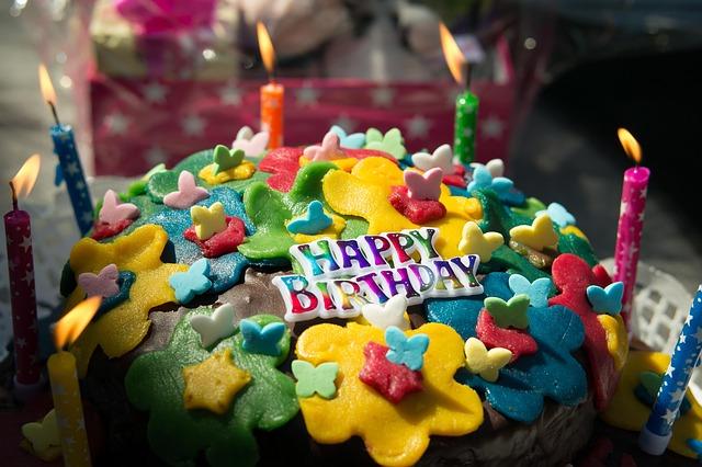 candele torte