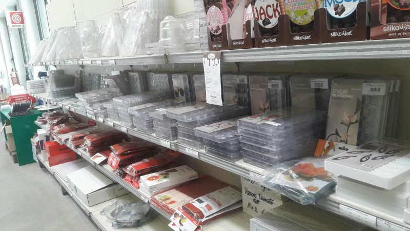 Vendita online di Prodotti per pasticceria