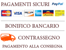 Pagamenti sicuri per i tuoi acquisti online